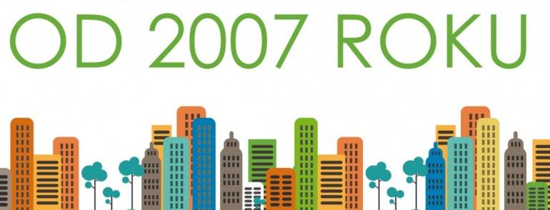 Od 2007 roku do dziś