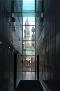Widok na Bazylikę Św. Piotra i Pawła, fot. Katarzyna Krasińska