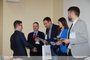 Nagroda publiczności oraz nagroda za najlepszą prezentację Pecha Kucha dla Jakuba Kaczorowskiego!