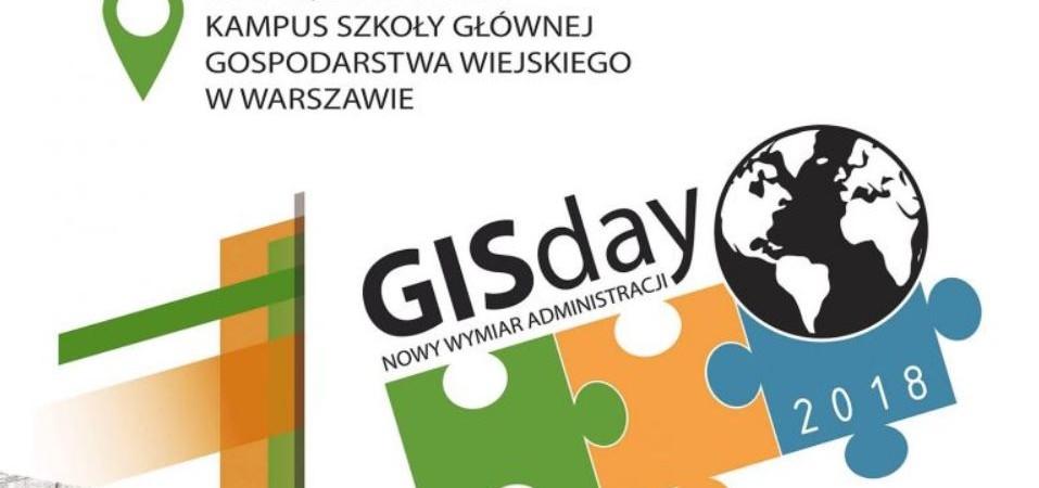 GIS Day 2018: GIS w Stolicy