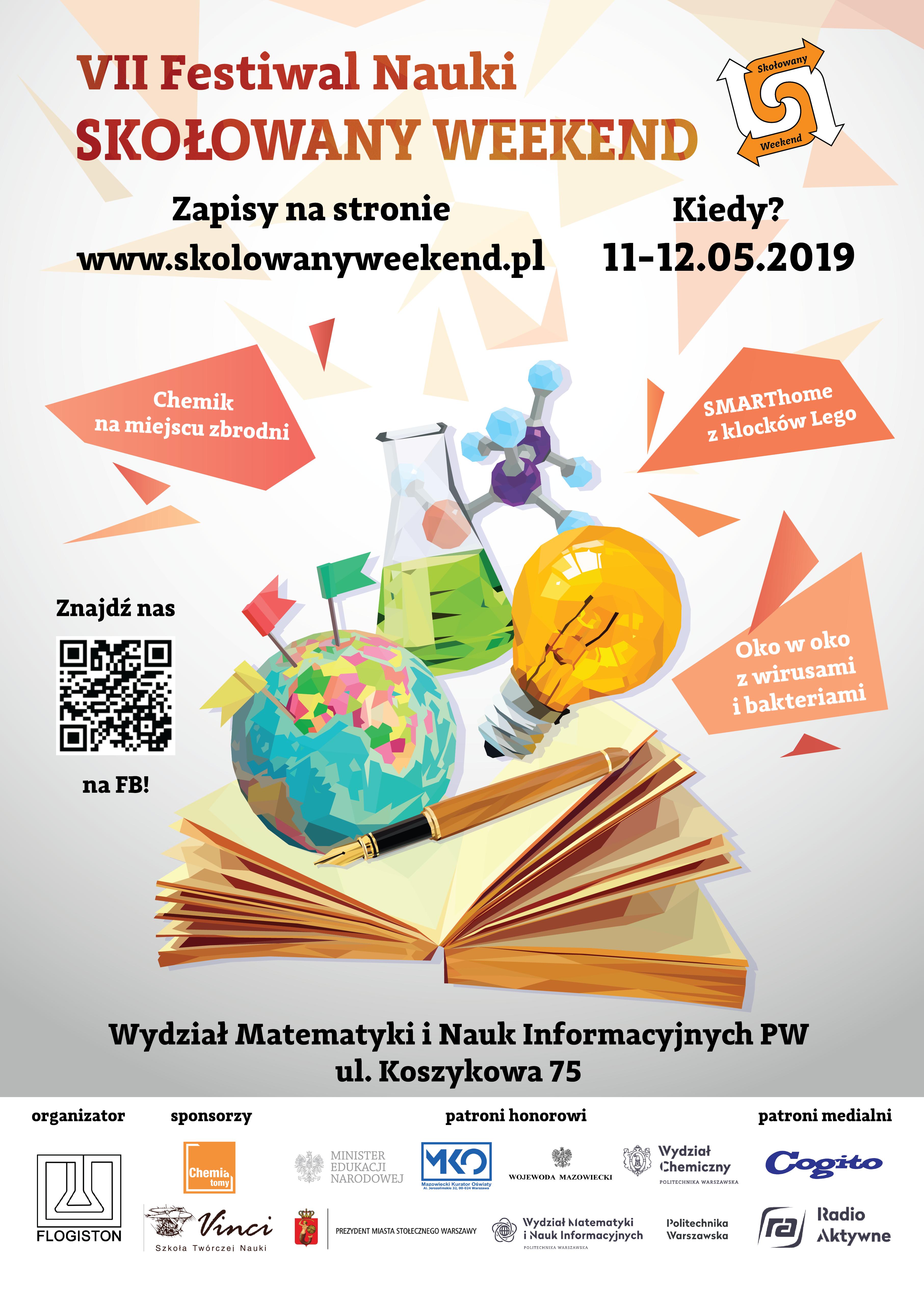Plakat-Skołowany-Weekend